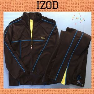 Izod Two Piece Track Suit